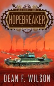 Hopebreaker Cover
